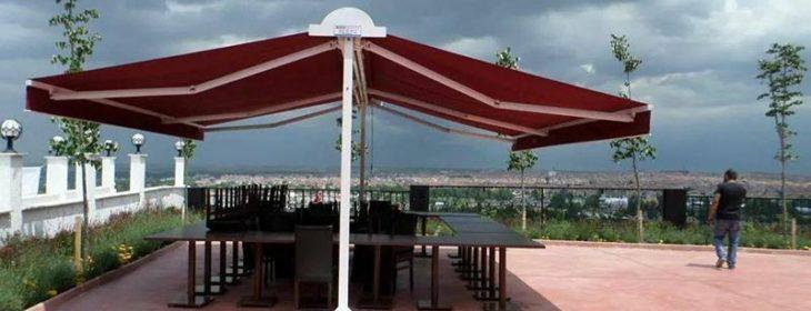 Çift Açılır Tente Modelleri Ve Fiyatları - Bahar Branda